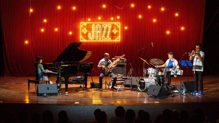 Band | Bühne | Jazz | Publikum