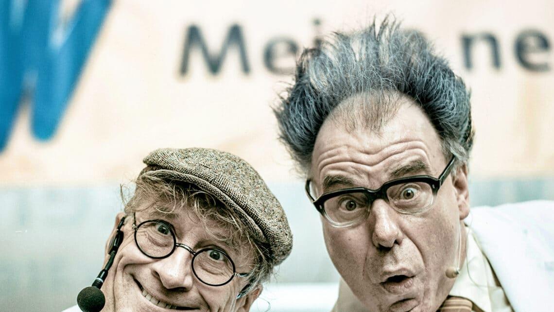 Männer | Haare | Brillen | Spaß